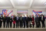 Визит делегации из Китайской Народной Республики в Витебский филиал академии связи. Декабрь 2019